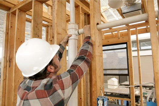 PROFESSIONAL RE-PIPING SERVICES FOR PLUMBING